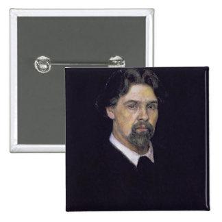 Autorretrato, 1913 pin cuadrado