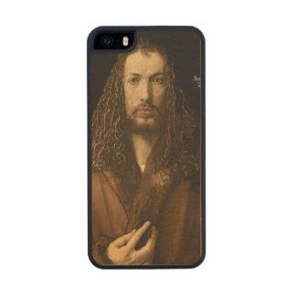 Autorretrato a la edad de veintiocho, 1500 funda de arce carved® para iPhone 5 slim