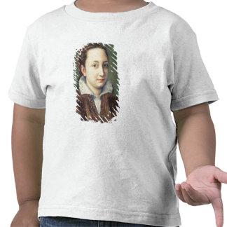 Autorretrato, attired como criada-de-honor camiseta