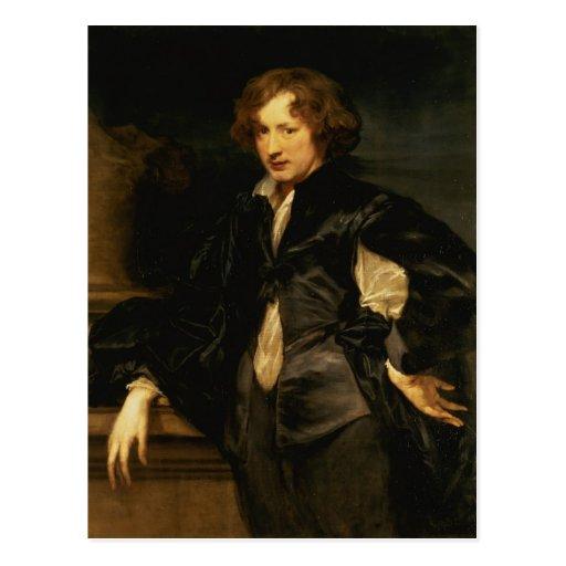 Autorretrato, c.1620-21 postales