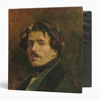 """Autorretrato, c.1837 carpeta 1 1/2"""""""