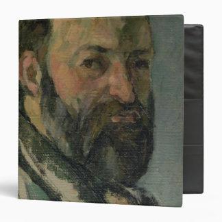 """Autorretrato, c.1877-80 carpeta 1 1/2"""""""