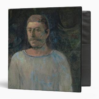 Autorretrato, cerca de Golgotha, 1896 (el aceite e
