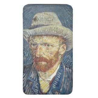 Autorretrato con el sombrero de fieltro 1887-88