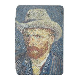 Autorretrato con el sombrero de fieltro 1887-88 cover de iPad mini