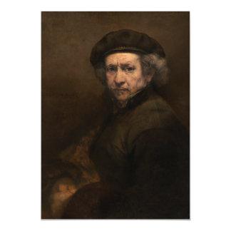 Autorretrato con la boina de Rembrandt Anuncios