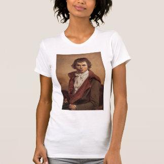 Autorretrato de Jacques-Louis David Camisetas