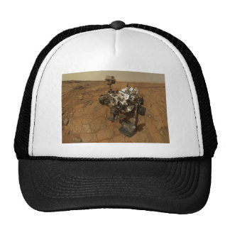 Autorretrato de la curiosidad de Marte Gorra