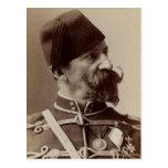 Autorretrato de Napoleon Sarony Postal