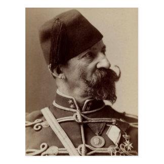 Autorretrato de Napoleon Sarony Postales