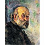 Autorretrato de Paul Cézanne (la mejor calidad) Escultura Fotografica