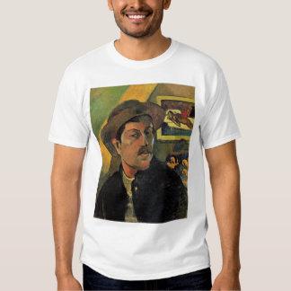 Autorretrato de Paul Gauguin (la mejor calidad) Playeras