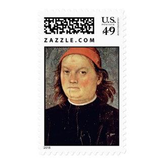 Autorretrato de Perugino Pedro (la mejor calidad) Envio
