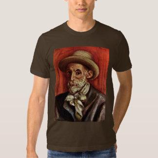 Autorretrato de Pierre-Auguste Renoir Camisas