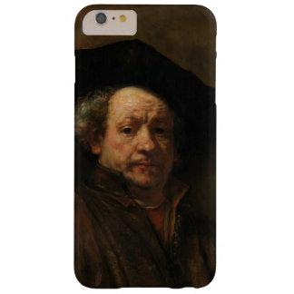 Autorretrato de Rembrandt Funda Barely There iPhone 6 Plus
