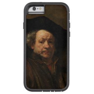 Autorretrato de Rembrandt Funda Tough Xtreme iPhone 6