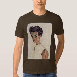 Autorretrato de Schiele Egon Playeras