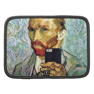 Autorretrato de Selfie del teléfono móvil de Organizador