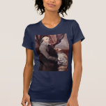 Autorretrato de Stubbs George Camisetas