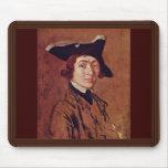 Autorretrato de Thomas Gainsborough Alfombrillas De Raton