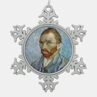 Autorretrato de Van Gogh Adorno