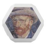Autorretrato de Van Gogh con el sombrero de