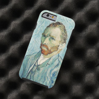 Autorretrato de Van Gogh Funda Resistente iPhone 6