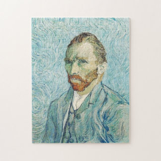 Autorretrato de Van Gogh Rompecabeza Con Fotos
