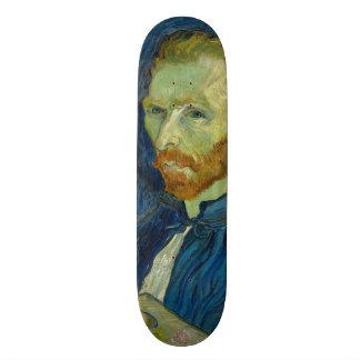 Autorretrato de Vincent van Gogh 1889 Patin