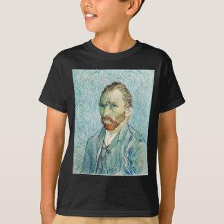 Autorretrato de Vincent van Gogh Camisas