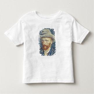 Autorretrato de Vincent van Gogh el | con el Playera De Bebé