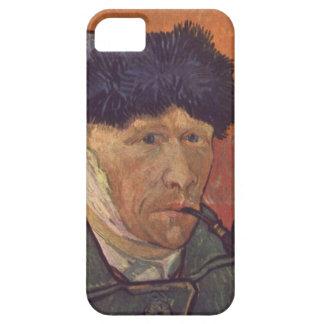 Autorretrato de Vincent van Gogh iPhone 5 Funda
