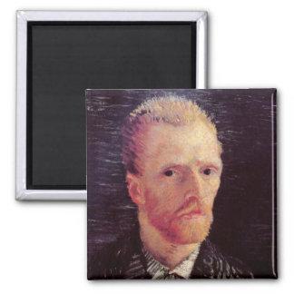 Autorretrato de Vincent van Gogh Iman De Frigorífico