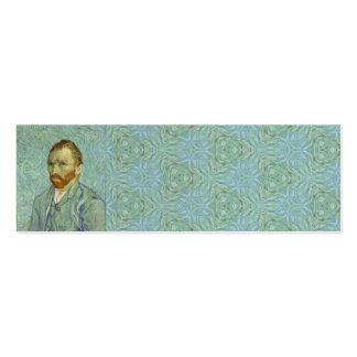 Autorretrato de Vincent van Gogh Tarjeta De Visita