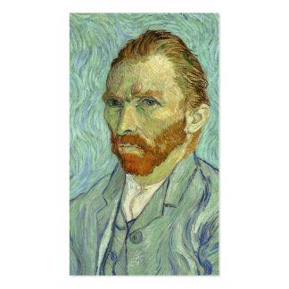 Autorretrato de Vincent van Gogh Tarjetas De Visita