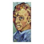 Autorretrato de Vincent van Gogh Tarjetas Publicitarias