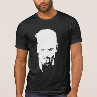 Autorretrato malvado del resplandor de la muerte b camisetas