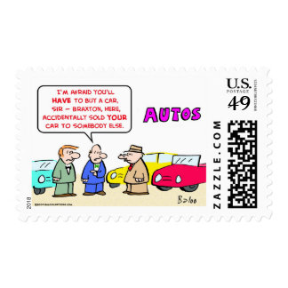 autos cars sell buy stamps