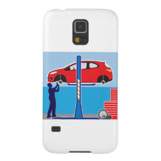 Autoshop Case For Galaxy S5