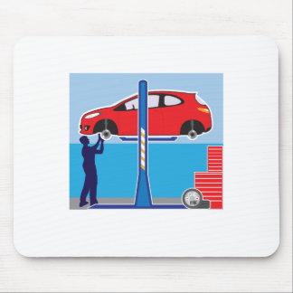 Autoshop Mouse Pad