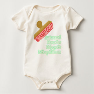 Autosomal Recessive Polycystic Kidney Disease Baby Bodysuit