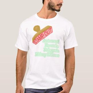 Autosomal Recessive Polycystic Kidney Disease T-Shirt