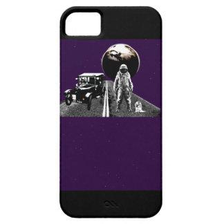 Autostopista del astronauta iPhone 5 Case-Mate coberturas