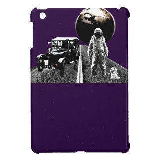 Autostopista del astronauta iPad mini coberturas