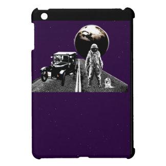 Autostopista del astronauta iPad mini cárcasa