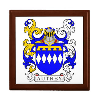 Autrey Coat of Arms Gift Box