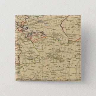 Autriche, Prusse, Confed Germanique, Pologne Pinback Button