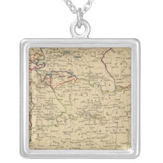 Autriche, Prusse, Confed Germanique, Pologne Silver Plated Necklace