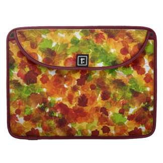 Autum Leaves Graphic 2 Mac Book Sleeve Sleeve For MacBooks