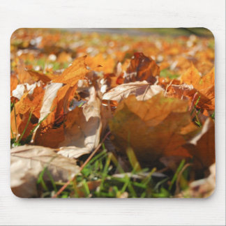 """""""Autum leaves"""" Mouse Pad"""